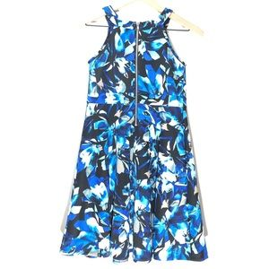 Nickie Lew Dresses - Nickie Lew Girl's Floral Illusion Dress Size 14